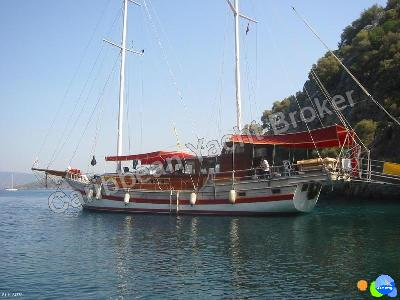 Caicco Turco , Ketch , Sailing Yacht , second hand , 1990 , Monohull ...