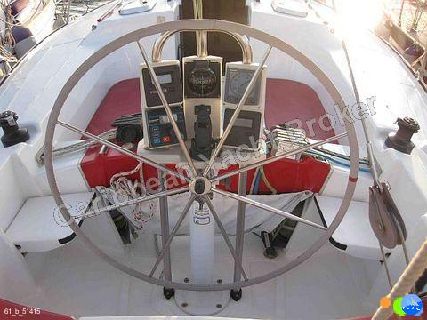 Boat data Sailing Yacht Dehler 39 CWS